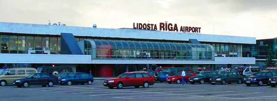 Airport of Riga